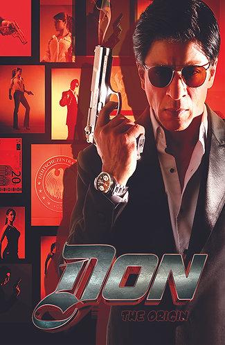 Don 2: The Origin