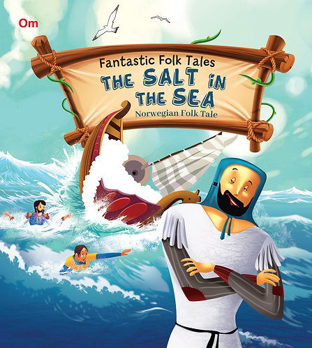 Salt In The Sea : Fantastic Folktales