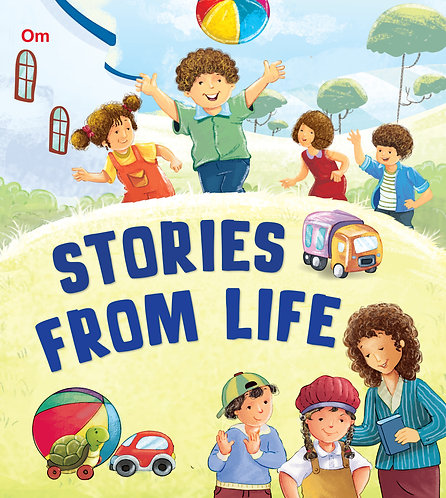 Stories from Life (Binder)