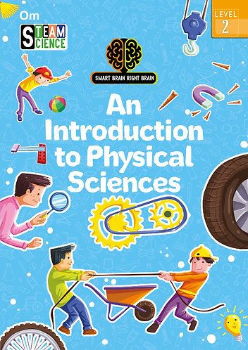 Smart Brain Right Brain: Science Level 2 An Introduction To Physical Sciences
