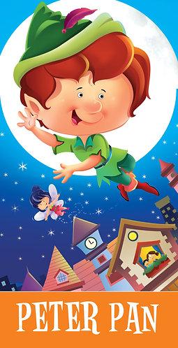 Peter Pan : Cutout Story Book