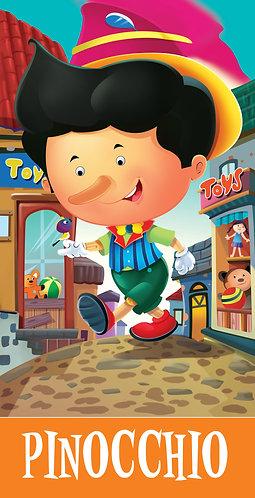 Pinocchio : Cutout Story Book
