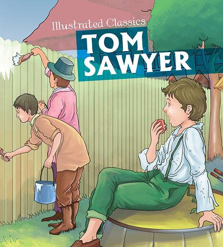 Tom Sawyer : Om Illustrated Classics