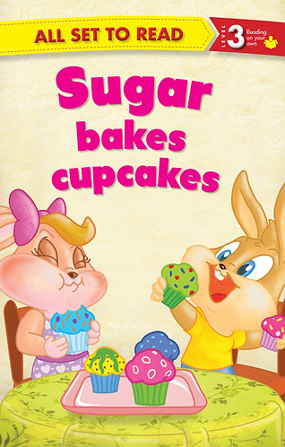 Sugar Bakes Cupcakes : All Set To Read