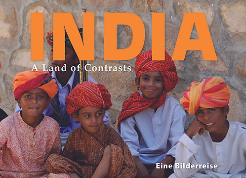 INDIA A Land of Contrasts