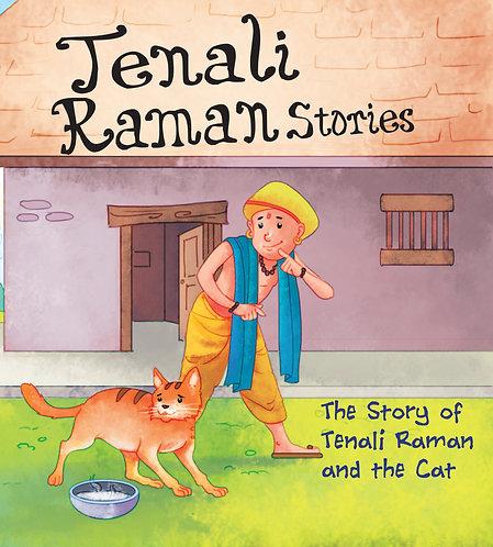 The Story of Tenali Raman and the Cat : Tenali Raman Stories