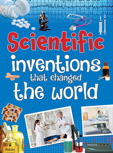 Machine Inventions that changed the world