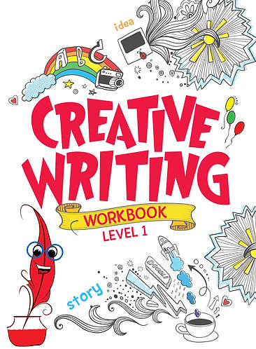 Creative Writing Workbook Grade 1