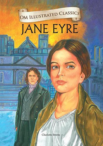 Jane Eyre : Om Illustrated Classics