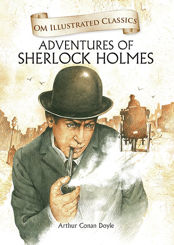 Adventures of Sherlock Homes : Om Illustrated Classics