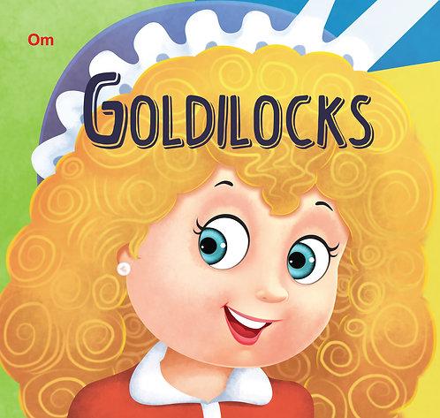 Goldilock : Cutout Board Book