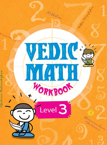 Vedic Math Workbook Level 3