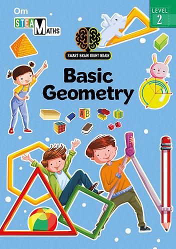 Smart Brain Right Brain: Science Level 2 Basic Geometry