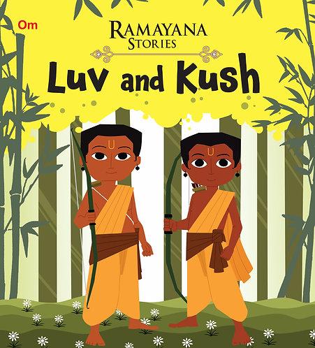 Luv and Kush : Ramayana Stories