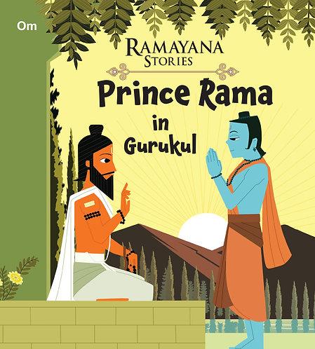 Prince Rama at Gurukul : Ramayana Stories