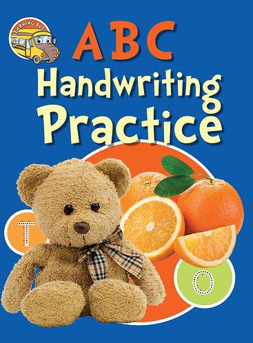 Handwriting Practice workbook ABC