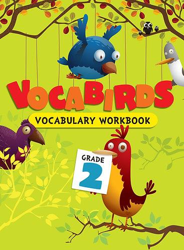 Vocabirds Vocabulary Work book -2