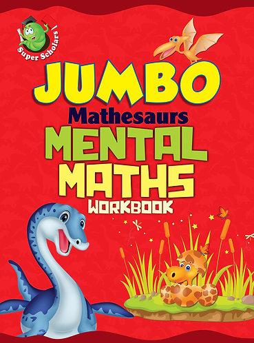 JUMBO Mathesaurs Mental Math Workbook (Binder)