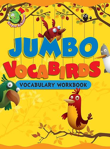 JUMBO- Vocabirds Vocabulary Workbook