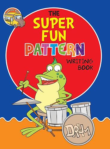 The Super Fun Pattern Writing Book (Binder)