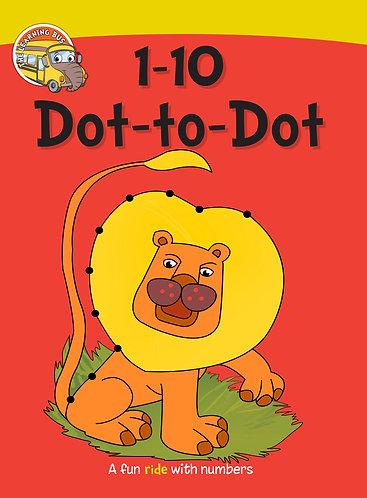 1 - 10 Dot-to-Dot
