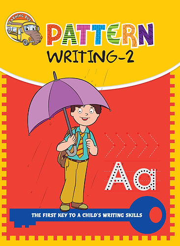 Pattern writing workbook -2