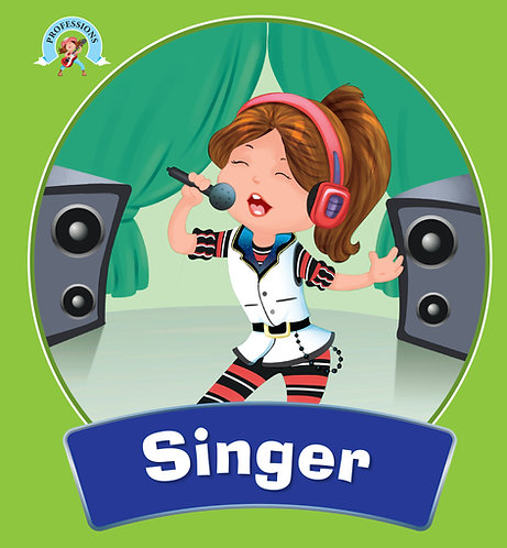 Singer : Professions