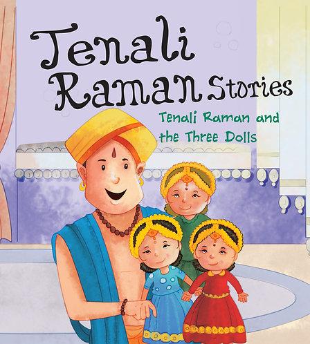 Tenali Raman and the Three Dolls : Tenali Raman Stories