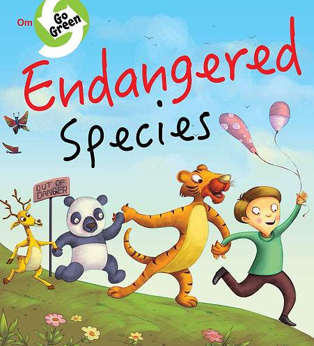Go Green : Endangered Species