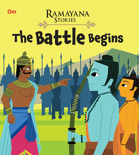 The Battle Begins : Ramayana Stories