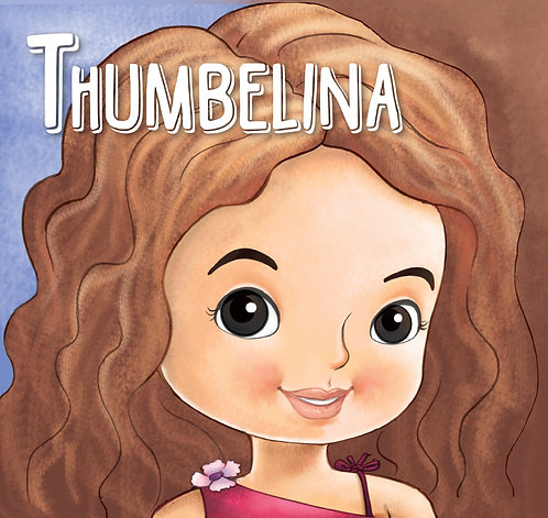 Thumbelina : Cutout Board Book