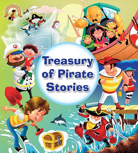 Treasury of Pirates Stories (Binder)