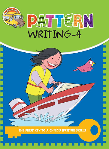 Pattern writing workbook -4