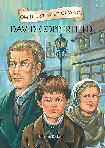 David Copperfield : Om Illustrated Classics