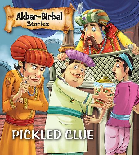 Pickled Clue : Akbar-Birbal Stories
