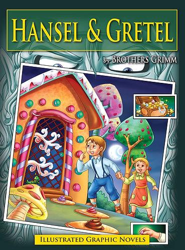 Hansel & Gretel: Illustrated Graphic Novels