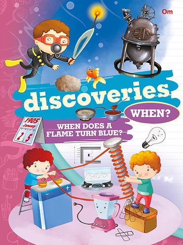 Discoveries When?