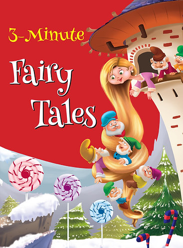 3 Minute Fairy Tales