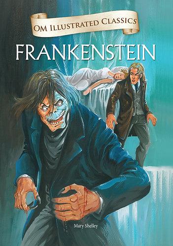 Frankenstein : Om Illustrated Classics
