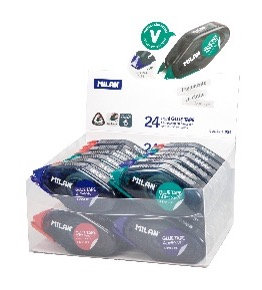 Mini adhesive tapes, 8,4mm x 5m - Assorted - 1 Pc