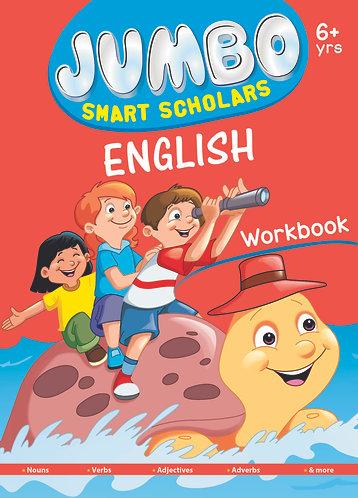 Jumbo Smart Scholars English Workbook