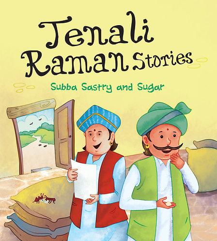 Subba Sastry and Sugar : Tenali Raman Stories