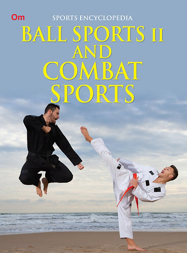Ball Sports 2 and Combat Sports : Sports Encyclopedia