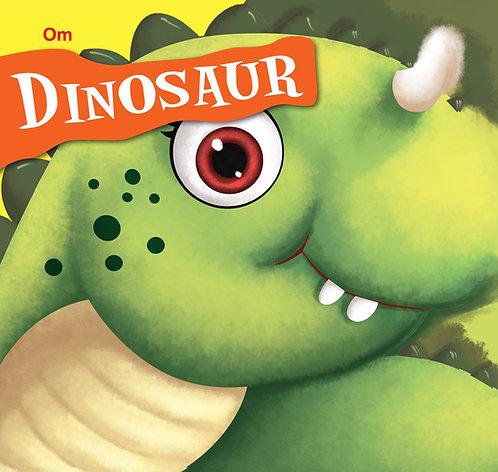 Dinosaur : Cutout Board Book