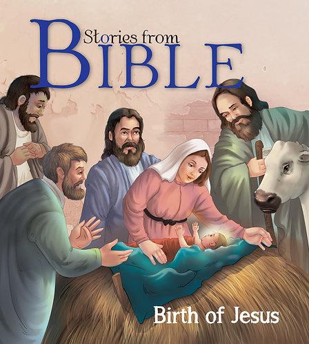 Birth of Jesus : Bible Stories