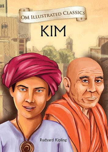 Kim : Om Illustrated Classics