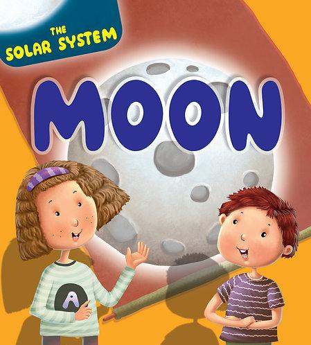 The Solar System : Moon