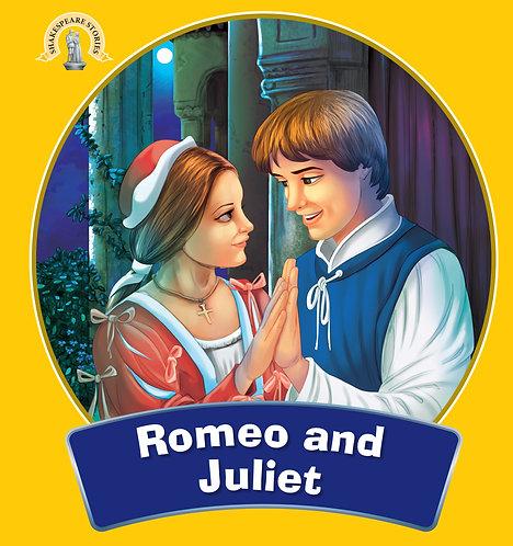 Romeo and Juliet : Shakespeare Stories