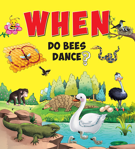 When Do Bees Dance