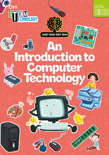Smart Brain Right Brain: Science Level 1 An Introduction to Computer Technology